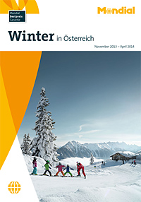 Zima v Rakousku