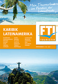 Karibik, Lateinamerika - Winter 2013/14